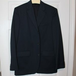 Banana Republic 40R Blue Blazer Suit Jacket Men